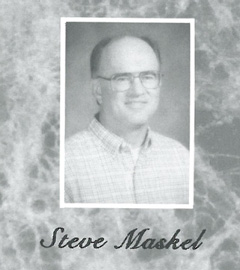 Steve Maskel Pescadero High School